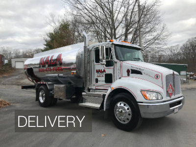 Oil Delivery Truck